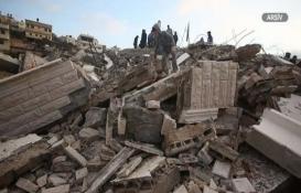 İsrail askerleri Filistinliler'in evlerini yıkıyor!