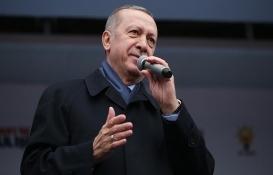 Cumhurbaşkanı Erdoğan: Kanal Edirne'yi bu sene devreye alacağız!