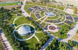 Konya Meram'a millet bahçesi müjdesi!