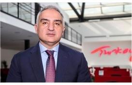 Mehmet Nuri Ersoy'dan Ege Turizm Merkezleri Çeşme etabı açıklaması!