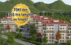 TOKİ'den 5 bin lira peşinatla ev sahibi olma müjdesi!