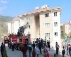 Antalya Kepez Konutları'nda yangın çıktı!