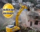 İstanbul Büyükşehir Belediyesi kentsel dönüşüme 1 milyar TL ayırdı!