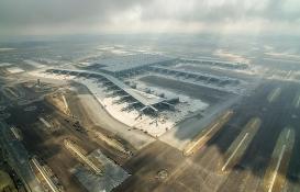 UPS, DHL ve FedEx'in gözü İstanbul Yeni Havalimanı'nda!