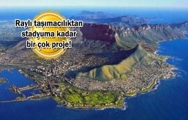 Türk inşaat şirketlerinin gözü Sahra Altı Afrika'da!
