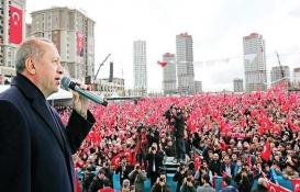 Cumhurbaşkanı Erdoğan: Gezi'de yakıp yıkanlar çevrecilik görsün!