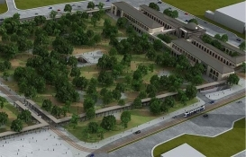 Gaziantep Millet Bahçesi 72 milyon TL'ye mal olacak!