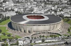 Nepstadion Stadyumu yeniden inşa ediliyor!