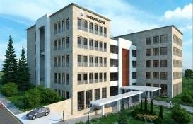 Kandıra Belediyesi yeni hizmet binası tamamlanıyor!