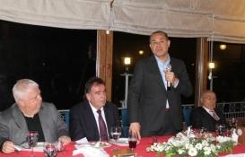Adana Müteahhitler Birliği'nden Hüseyin Sözlü'ye destek!