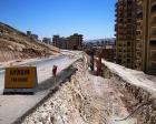 Şanlıurfa'daki yol çalışmaları hız kesmiyor!