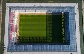 Göztepe Gürsel Aksel Stadı'nda sona geliniyor!