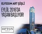 Elysium Art Şişli'de daireler 748 bin TL'den başlayan fiyatlarla!