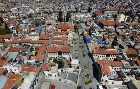 Gaziantep'te satılık ve kiralık ev fiyatları uçtu!
