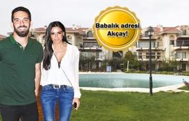 Arda Turan, Akçay Venüs Villaları'ndan 650 bin TL'ye yazlık aldı!