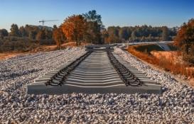 Alarko Holding Romanya'da 620 milyon Euro'ya demiryolu yapacak!
