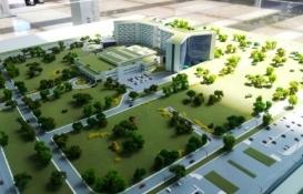 6 bin 100 yataklı üç şehir hastanesinin ihale tarihleri belli oldu!