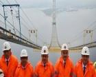 İzmit Körfez Geçişi Asma Köprüsü Nisan 2016'da açılacak!