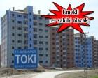 TOKİ'den emeklilere yılda 15 bin konut!