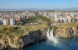 Antalya Milli Emlak'tan 11.5 milyon TL'ye satılık 47 gayrimenkul!