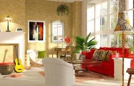 Size enerji verecek ev dekorasyonu: Bohem!