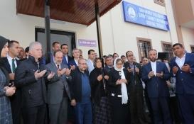 Şahinbey Şehit Samet Kaymakçı Sosyal Tesisi açıldı!