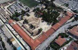 Rami Kışlası projesinin inşaatına hız verildi!