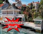 İstanbul Boğazı'nda 43 yalı 1 milyar dolara satılık!