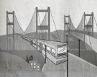 1997 yılında Üçüncü Boğaz Köprüsü'nün ortasından tramvay geçecekmiş!