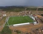 Dilovası Çerkeşli Köyü'ndeki futbol sahası tamamlandı!
