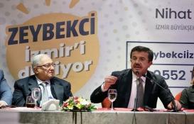 Nihat Zeybekci İzmir için projelerini açıklayacak!