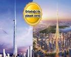 Cidde Kingdom Tower en yüksek bina rekorunu kıracak!