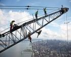 Birinci derecede ölümlü iş kazaları inşaat sektöründe oluyor!