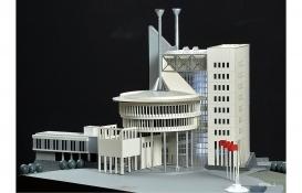 Mimar Ahmet Vefik Alp'in Gebze 'Bilimkent' projesine uluslararası ödül!