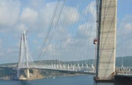 Yavuz Sultan Selim Köprüsü'nün satışı için resmi açıklama!