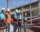 Harun Karacan, Eskişehir'deki Şehir Hastanesi inşaatını inceledi!