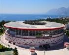 Antalya Arena Stadı'nda sona gelindi!