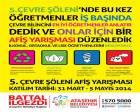 Ataşehir'de öğretmenler çevre için yarışacak!