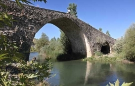 Adıyaman Altınlı Köprüsü'nün restorasyonu tamamlandı!
