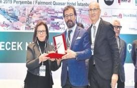 Gaziantep Belediyesi İstasyon Mahallesi Projesi'ne dönüşüm ödülü!