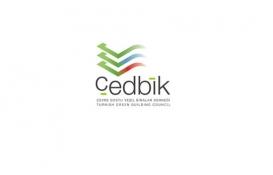 ÇEDBİK Konut ve EDGE Yeşil Bina Sertifika Programı 28 Şubat'ta!