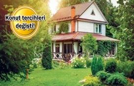 Kovid-19 yatırım tercihlerini arsa ve müstakil evlere yöneltti!