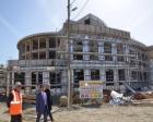 Sinop Durağan Devlet Hastanesi inşaatında son durum!
