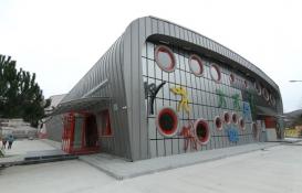 Kartepe İHL Spor Salonu'nun inşaatı başladı!