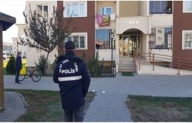 Erzincan'da çatıdan düşen inşaat işçisi yaşamını yitirdi!