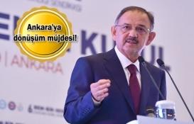 Mehmet Özhaseki: Kentsel dönüşüm benim işim!
