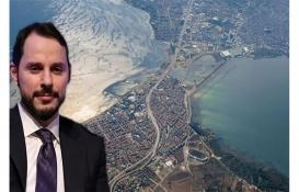Berat Albayrak'tan Kanal İstanbul güzergahında arazi aldığı iddialarına yanıt!