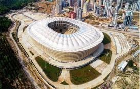 Yeni Adana Stadı'nın inşaatında son aşamaya gelindi!