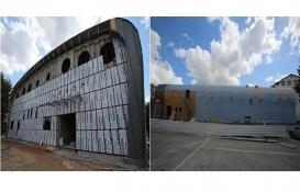 Kocaeli Orhangazi Spor Salonu'nun inşaatı tamamlanıyor!