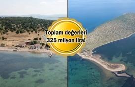 Ege'deki iki ada